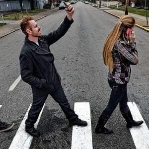 """""""Zumbis digitais"""" ganham semáforo para evitar acidentes"""
