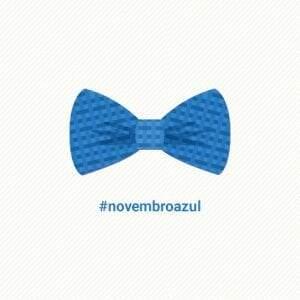 Em novembro, Appai se veste de azul pra conscientizar você