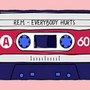 Everybody Hurts é a canção mais triste da história da música