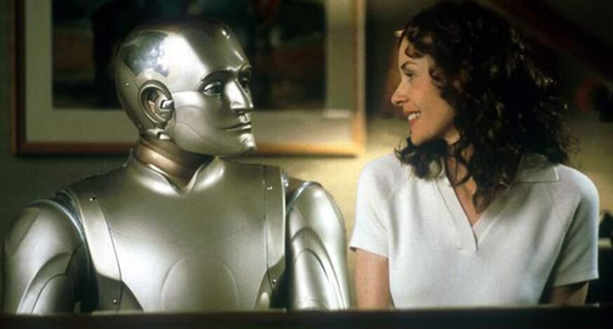 Robôs na sala de aula?