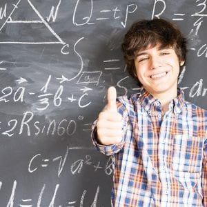 Matemática é a solução do problema
