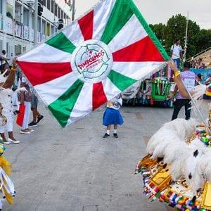 Carnaval no Benefício Appai Agitô: solidariedade e ajuda aos futuros artistas da folia